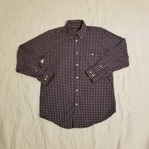 Orvis Pure Cotton Pinpoint Oxford Shirt